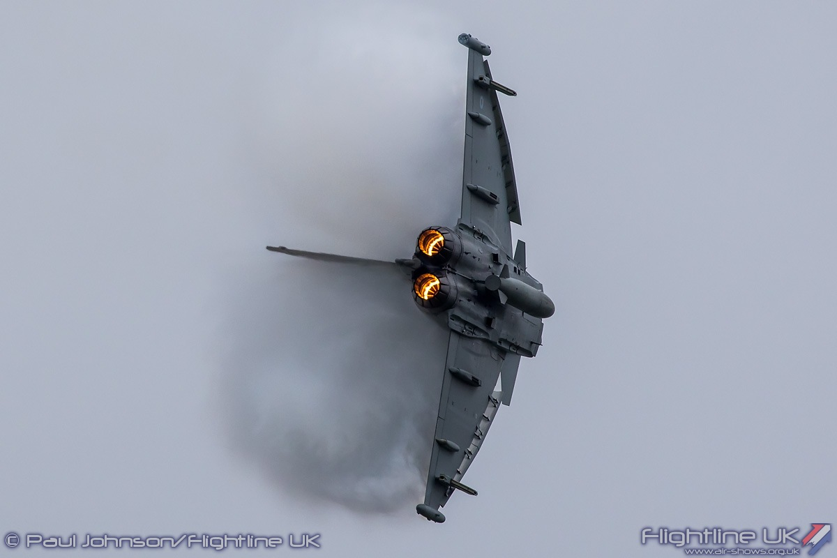 NEWS: Royal Air Force aircraft confirmed for Torbay Airshow