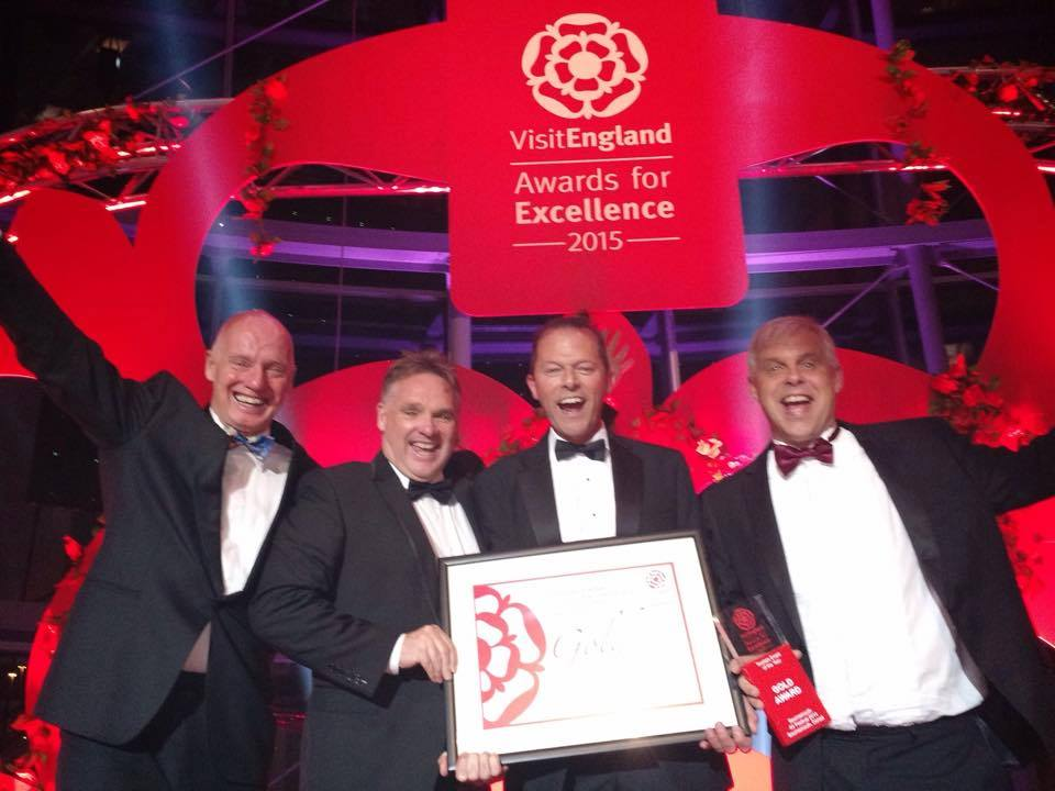 NEWS: Bournemouth Air Festival soars in the VisitEngland Awards for Excellence