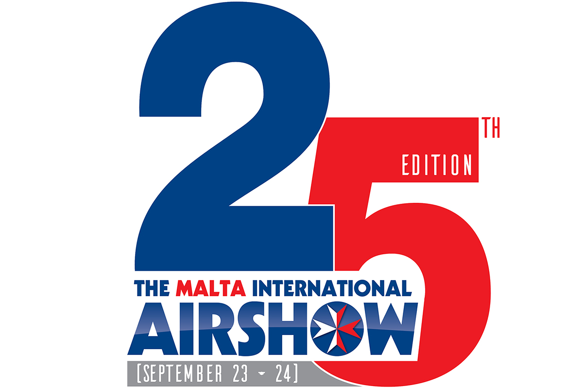 NEWS: 25th Malta International Airshow