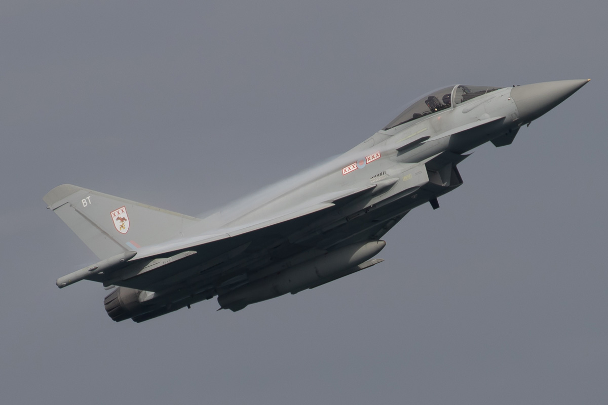 NEWS: Sunderland Airshow confirms Royal Air Force participation