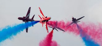 Air Display Management for Airshows