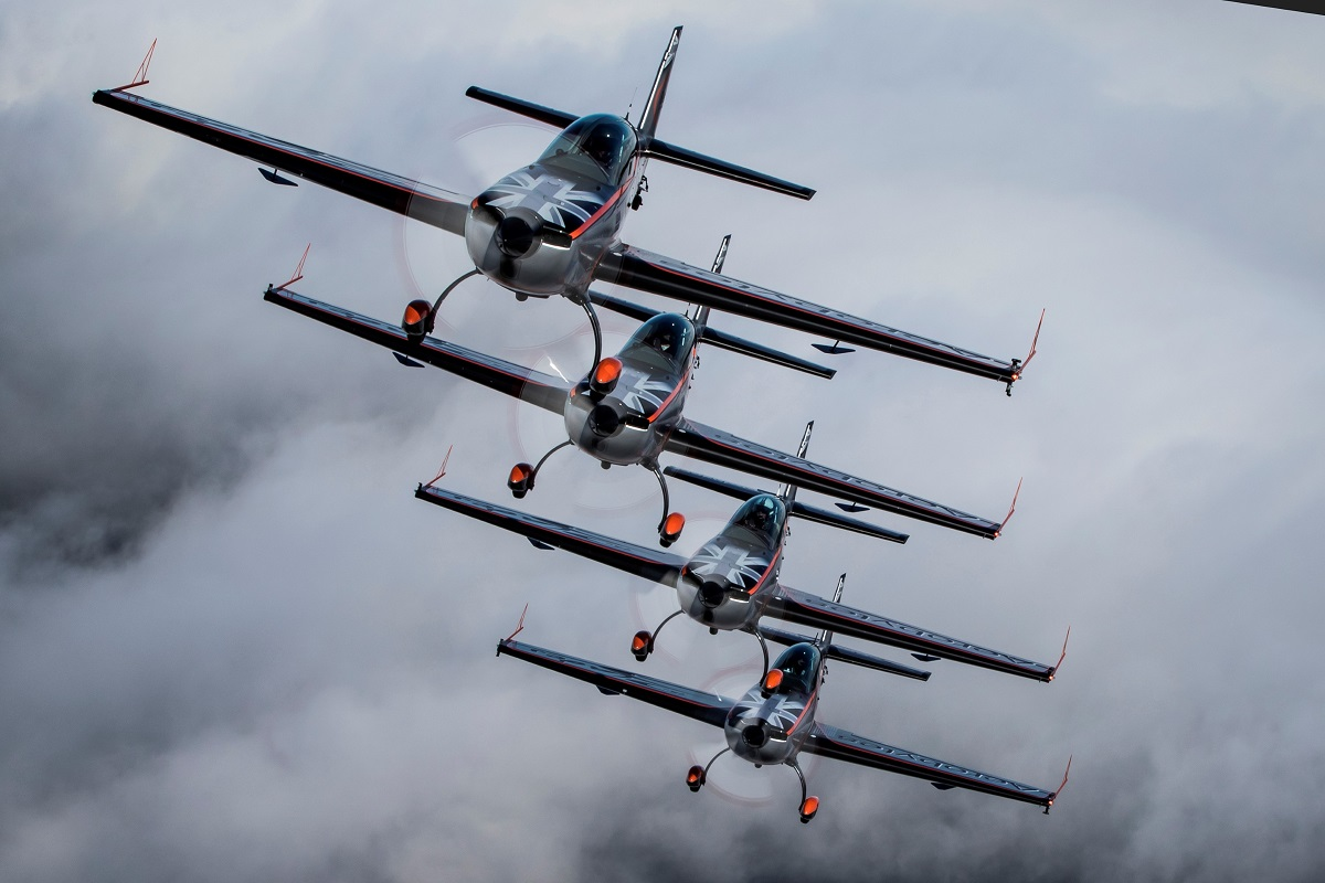 NEWS: Blades add cutting edge to new Haven Great Yarmouth Air Show