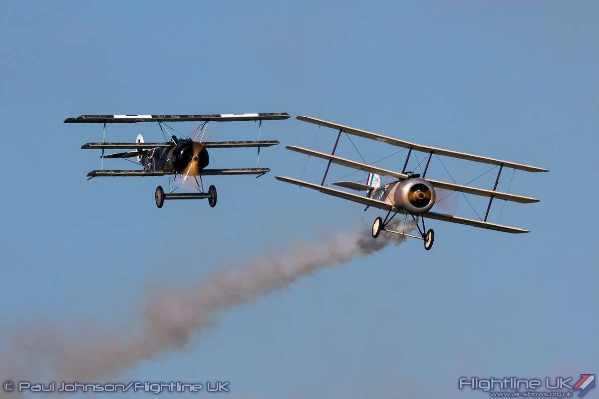 NEWS: Bremont Great War Display Team to join Haven Great Yarmouth Air Show