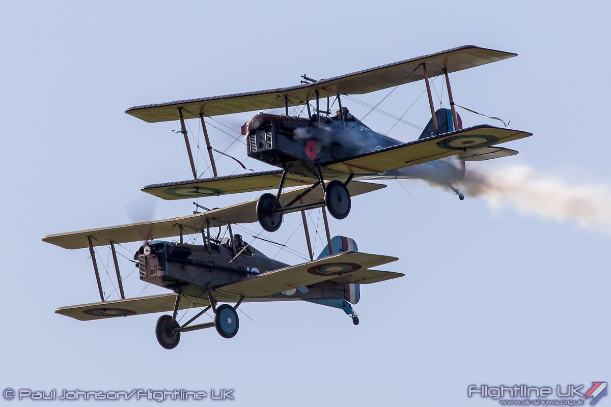 NEWS: Bremont Great War Display Team join Wales Airshow RAF100 celebrations