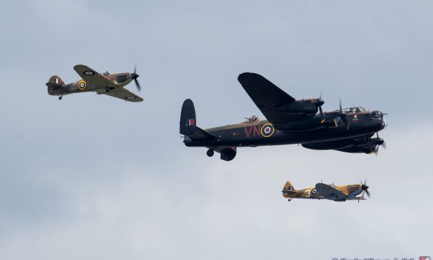 NEWS: Wales Airshow delight as wartime classics are confirmed