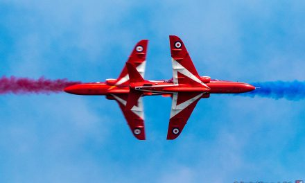NEWS: RAF Red Arrows to return to Torbay Airshow for first display of the season