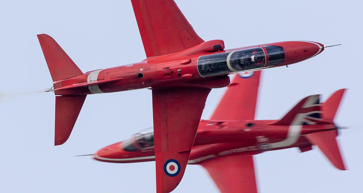 NEWS: Red Arrows to Headline Farewell Dunsfold Wings & Wheels this Father's Day