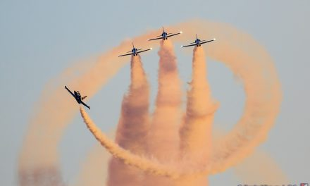NEWS: Breitling Jets to Make Eastbourne Debut Thanks to New Airshow Sponsor
