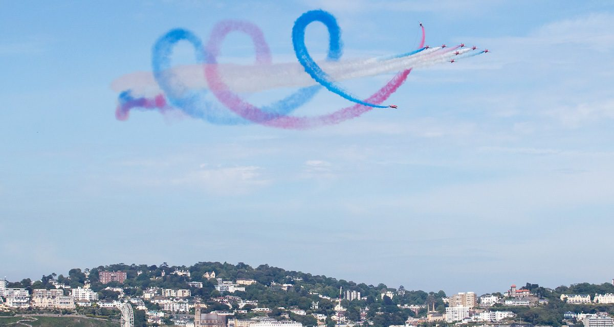 NEWS: Torbay Airshow launches new identity and announces 2020 dates