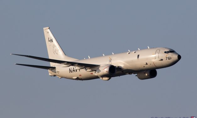 NEWS: US Navy P-8A Poseidon to support this year's Bournemouth Air Festival
