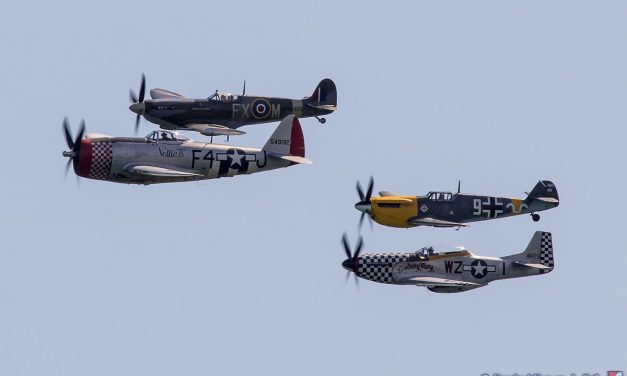 NEWS: Clacton Airshow shortlisted for top events award